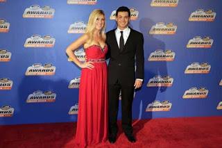 Kyle Larsons Girlfriend Katelyn Sweet NASCAR