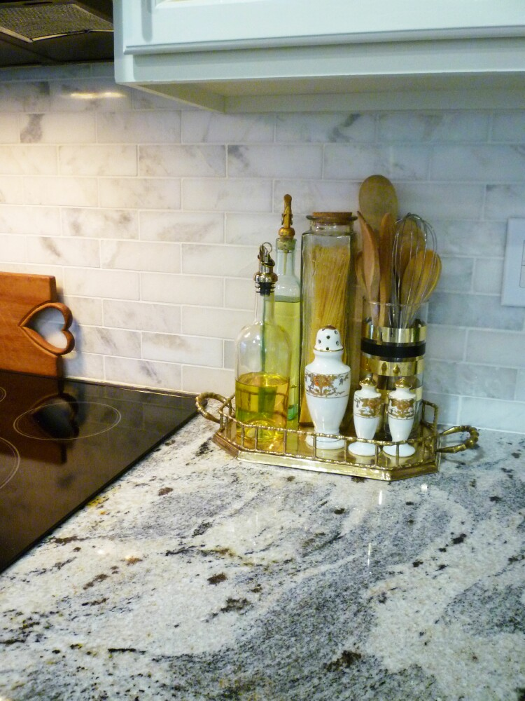 A Stroll Thru Life How To Seal Granite Marble Amp Polish Brass