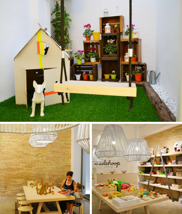 hulahoop-le petit shop