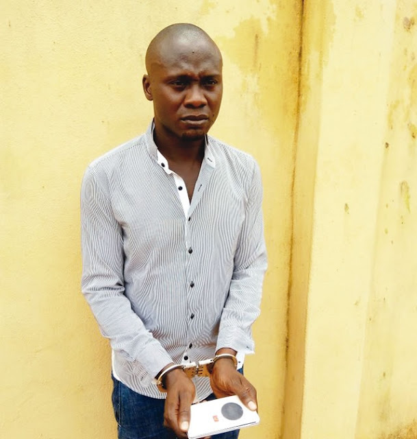 29-year-old impersonates IG Idris, defrauds Saudi doctor