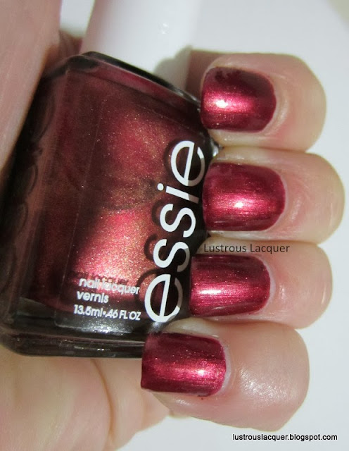 Essie Wrapped in Rubies