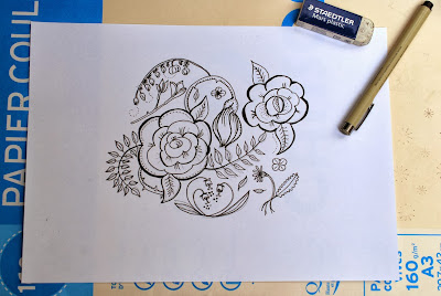 creer un motif a la main _hellojune_DIY_create a pattern