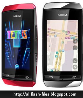 Nokia Asha 305 Latest Flash File Download
