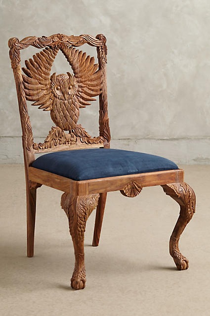 Moon to Moon Handcrafted meneagerie Dining furniture from