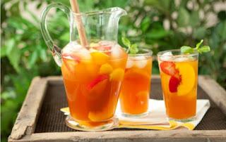 Как приготовить вьетнамский фруктовый чай