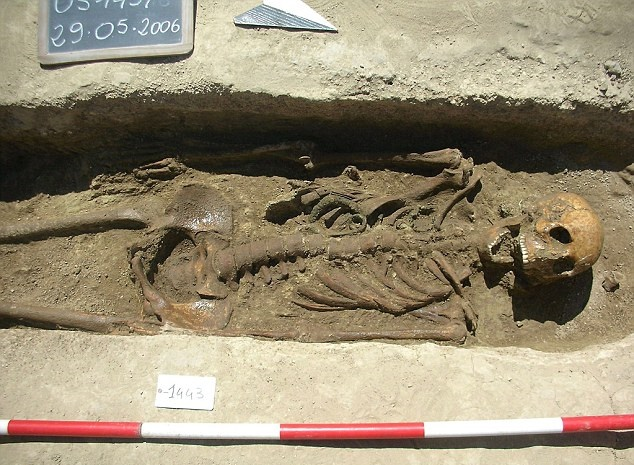 Arthritis brought ancient Romans 'to their knees'
