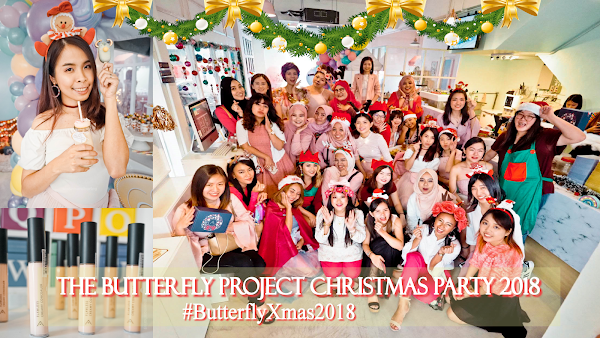 The Butterfly Project Christmas Party 2018 #ButterflyXmas2018