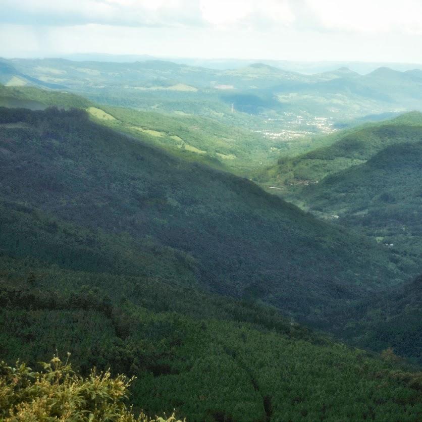 Vale do Quilombo, em Canela