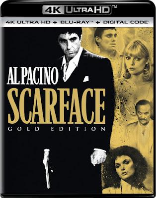 Scarface 1983 Gold Edition 4k Ultra Hd