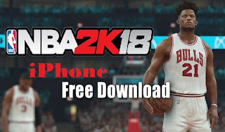 NBA 2k18 for IOS Iphone Free Download