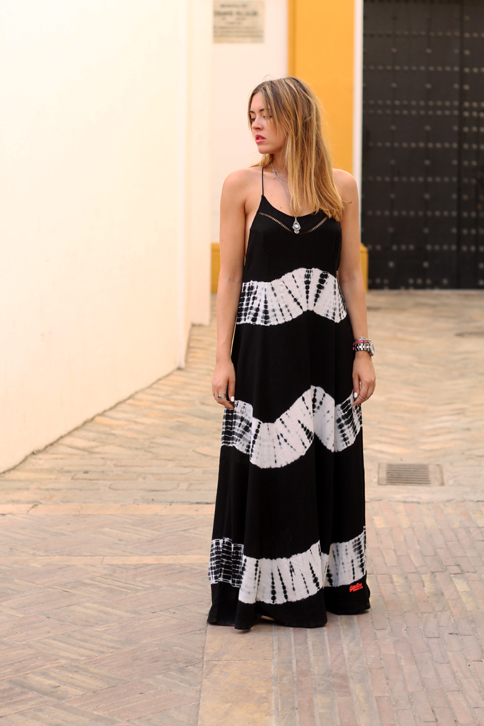 Superdry maxi dress