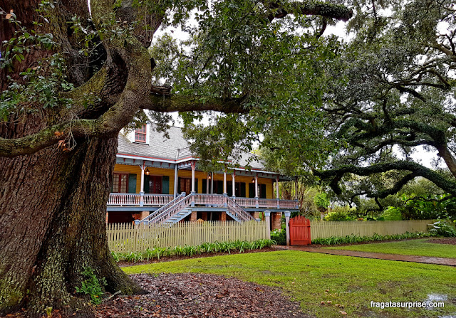 Laura Plantation, Luisiana