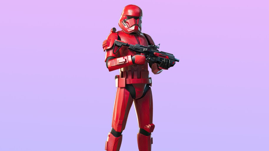 Sith Trooper, Fortnite, Skin, Outfit, 4K, #3.1519
