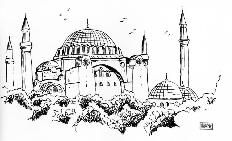 Hagia Sophia Tour: Crash Course