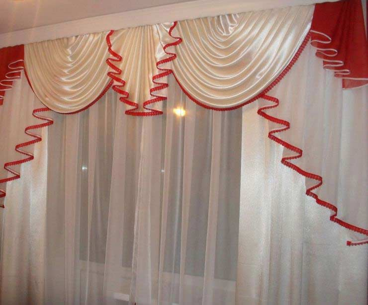 Wonderful The Best Types Of Curtains And Curtain Design Styles 2018