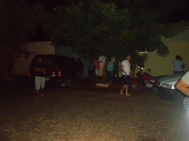 Trágedia em família: Pai mata o próprio filho com cinco tiros em Picos