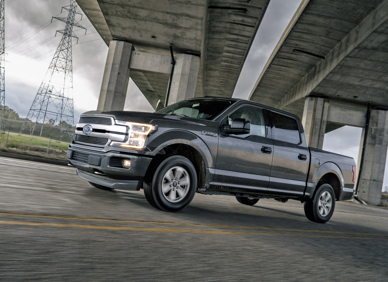 a class act 2018 ford f 150 offers best in class towing. Black Bedroom Furniture Sets. Home Design Ideas