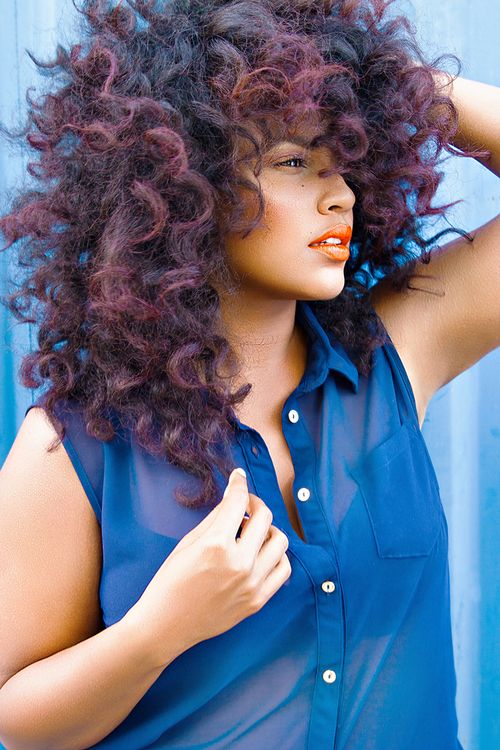 Astounding Top 50 Best Natural Hairstyles For African American Women 2015 Short Hairstyles Gunalazisus