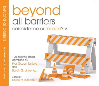 BEYOND ALL BARRIERS Book - the Perfect Christmas Gift