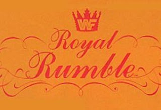 WWF / WWE ROYAL RUMBLE 1998 logo