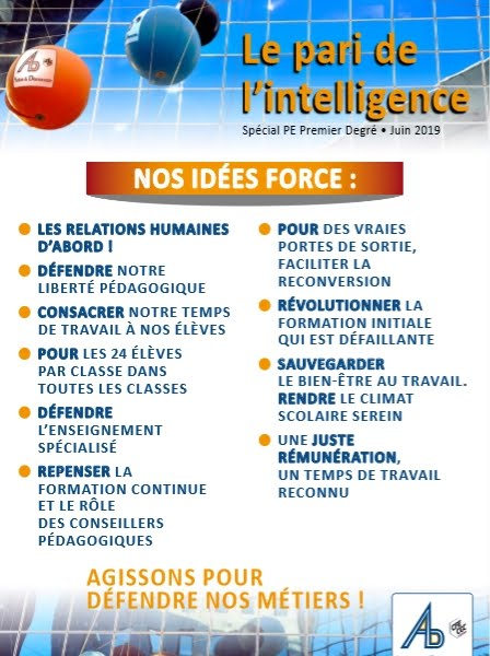 NOS IDEES FORCE