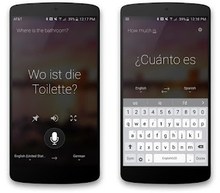 microsoft translator android