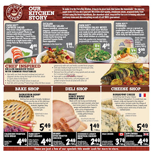 Farm Boy Flyer July 20 – 26, 2017