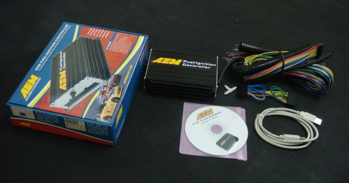Ezperformance Aem Fic 6 Fuel Ignition Controller