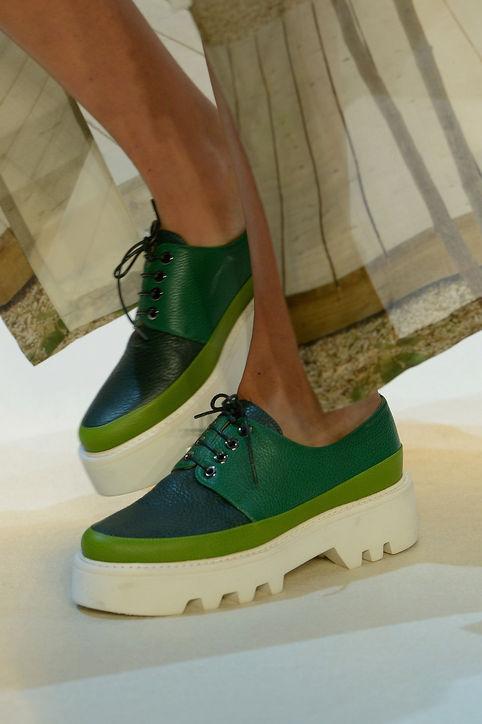 Desejo do dia - Sapatos Oxford shoes de Walter Steiger primavera verão 2016