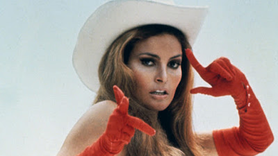 Raquel Welch in Myra Breckinridge