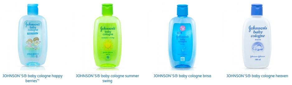 Baby Cologne Perawatan Tepat untuk Bayi