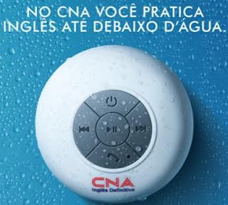 Cadastrar Promoção CNA 2017 Ganhar Caixa Som Resistente Água