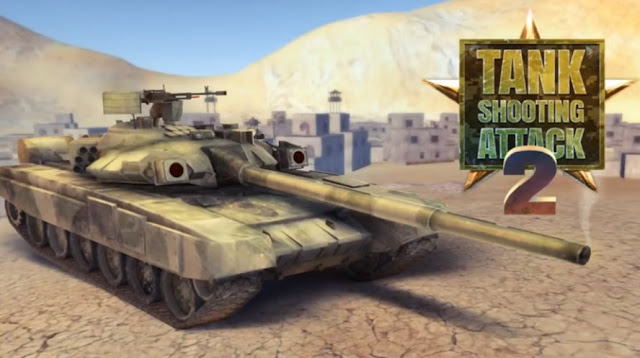 Download Tank Shooting Attack 2 APK MOD Game