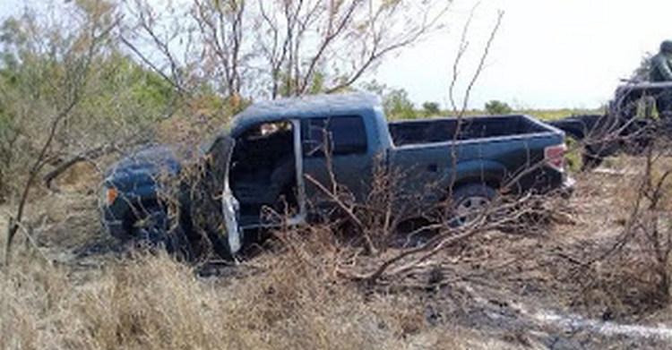 En Matamoros la SEDENA asegura vehículo y dos armas de grueso calibre