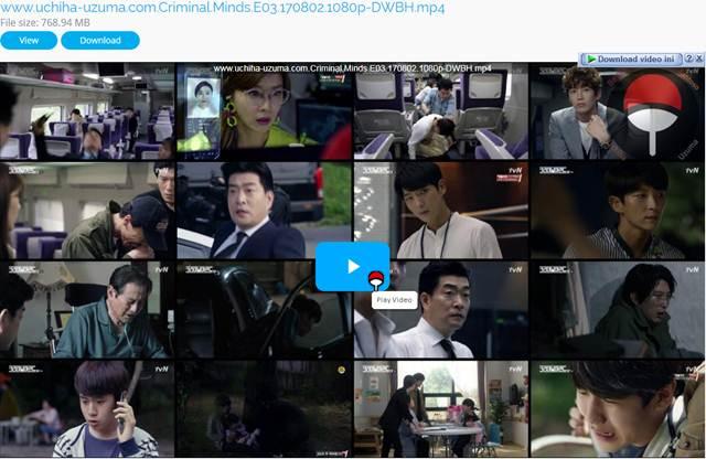 Screenshots Download Film Drama Korea Gratis Criminal Minds aka Keurimineol Maindeu aka 크리미널 마인드 (2017) Episode 03 1080p 720p 480p 360p Subtitle English Indonesia MKV MP4 Uptobox Userscloud Openload Upfile.Mobi