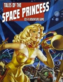 Space Princess