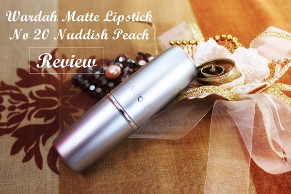 Wardah Matte Lipstick No. 20