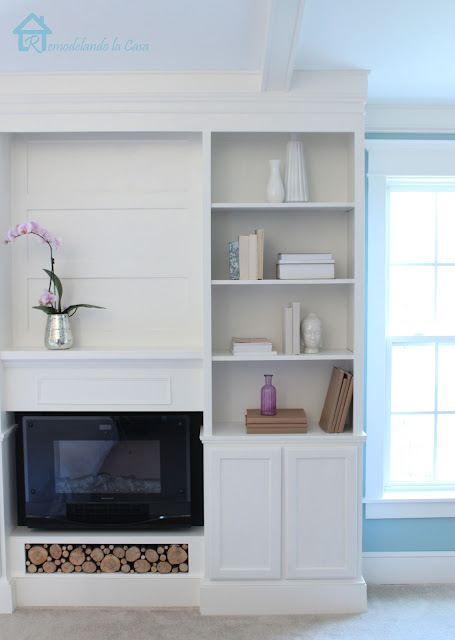 HOW TO build a set of bookcases