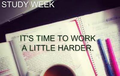 Persediaan Menghadapi Minggu Study Week Sebelum Peperiksaan (Exam) di Universiti