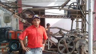 Professor Pardal, de Nova Floresta, cria máquina de perfurar poços artesianos