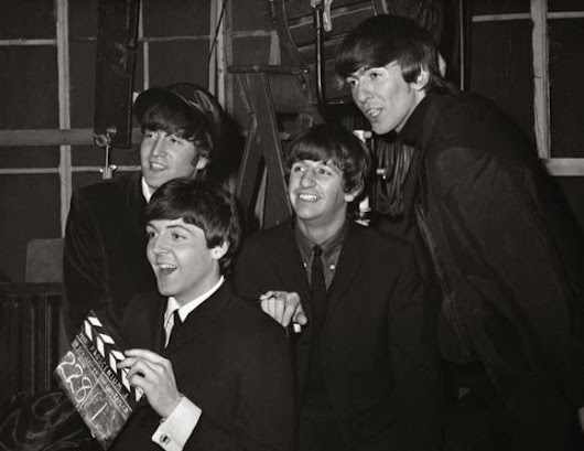 Beatles movie 'A Hard Day's Night' headed back to theaters