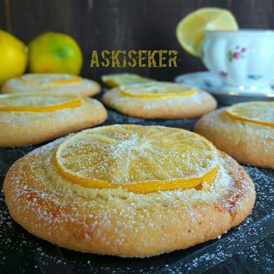 fox memet özer limon dilimli kurabiye tatlı yemek hamuırişi tarifleri
