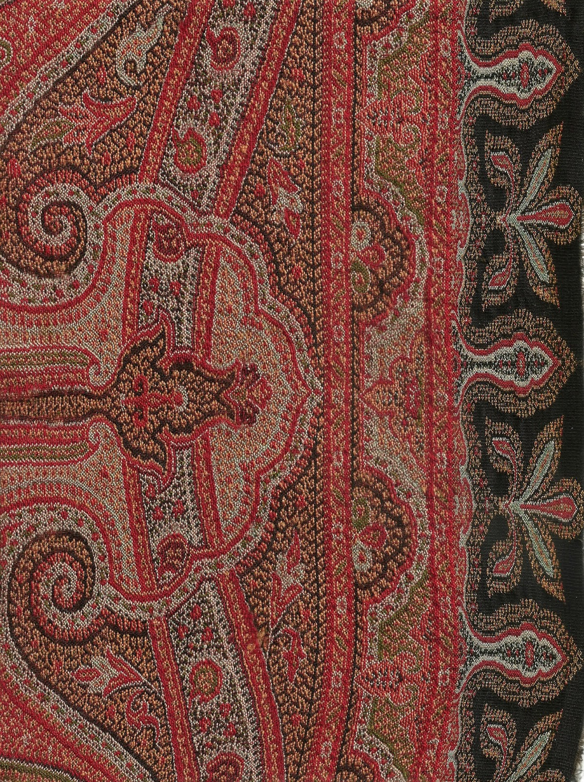 Unraveling Threads: Paisley