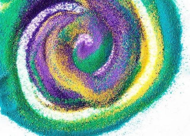 Πως θα φτιάξετε χρωματισμένη Διακοσμητική Άμμο χωρίς ...άμμο