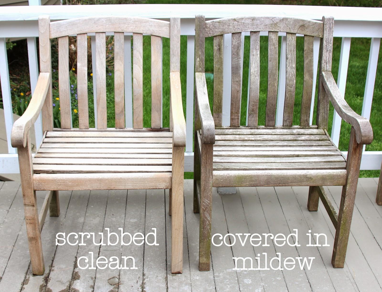 Shine Your Light Cleaning Amp Sealing Outdoor Teak Furniture