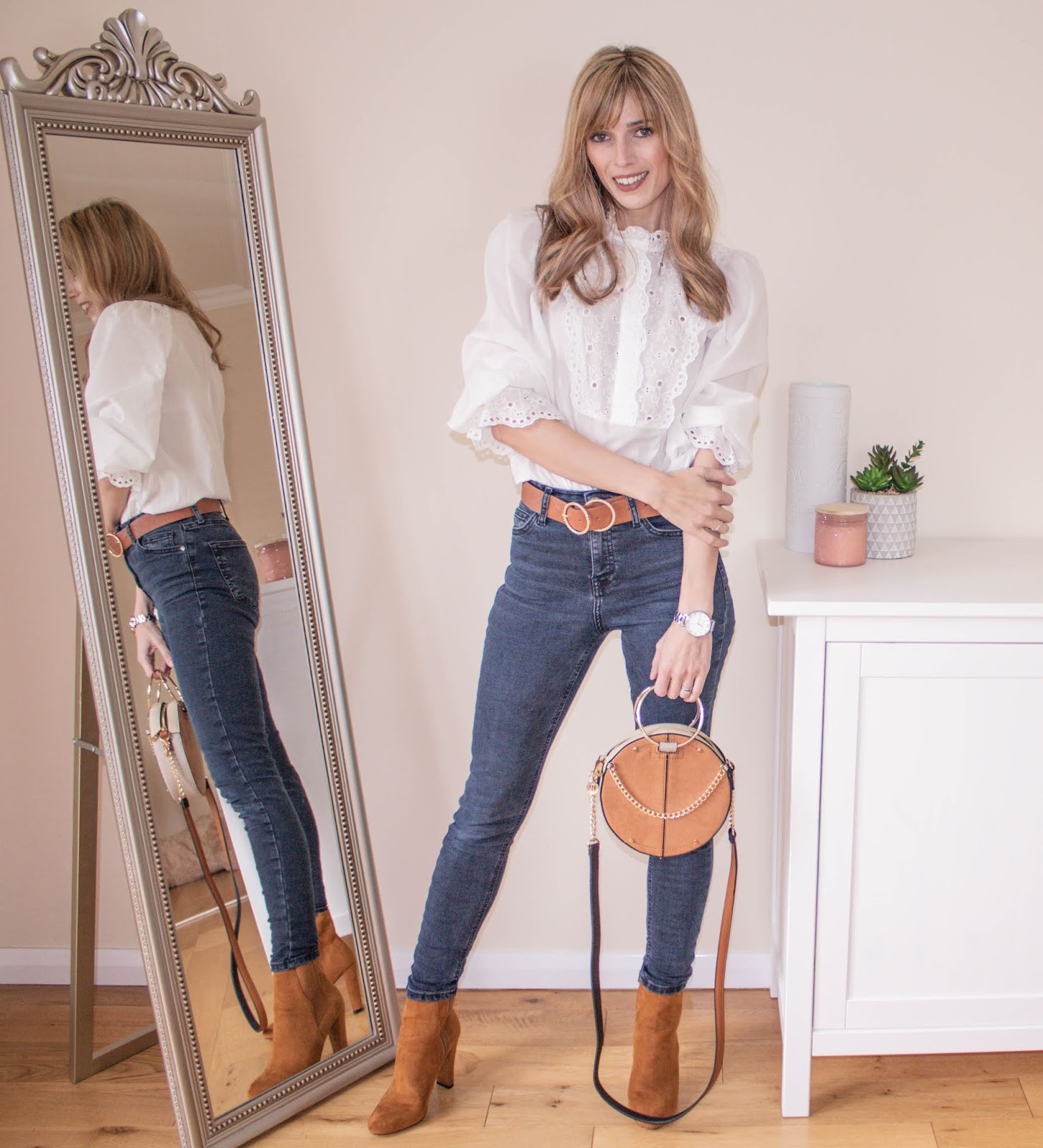 3 Ways To Style The Victoriana Blouse