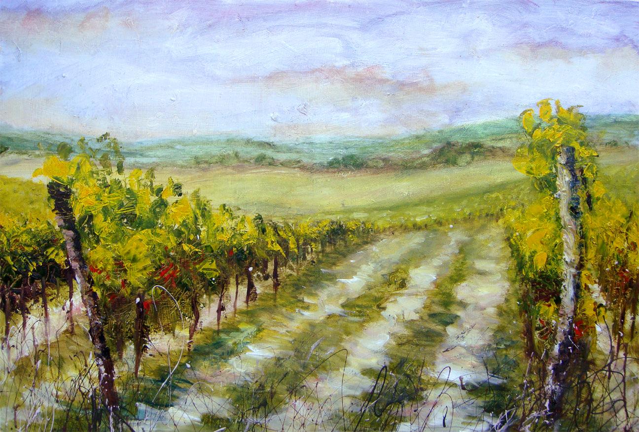 Wallpaper: Oil Painting Wallpaper Free Download