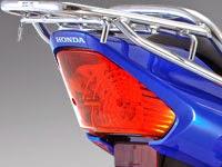 Honda CB125E: Parilla