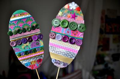 Easy Easter kids craft