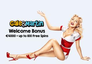 GaleMartin no deposit bonus